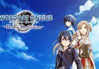 Sword Art Online : Hollow Realization annoncé sur PC via Steam