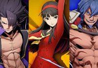 Trois nouveaux personnages au roster de BlazBlue: Cross Tag Battle