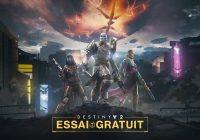 Destiny 2 : une démo disponible dès demain sur PS4, Xbox One et PC.
