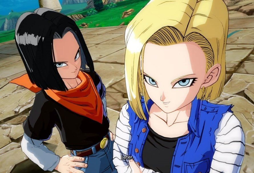 Dragon Ball FighterZ : C-17 et C-18 attaquent en duo dans ...
