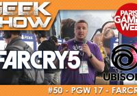 [PGW 2017] On a testé et débriefé sur Far Cry 5