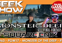 [PGW2017] On a testé Monster of the Deep avec le PlayStation VR !
