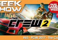 [PGW2017] On a testé The Crew 2 à la Paris Games Week 2017