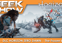 [TEST] Horizon Zero Dawn : The Frozen Wilds, du sucre glace sur le gâteau.