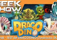 [TEST] DragoDino, le rogue-like français des studios Tealrocks !