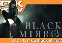 [TEST] Black Mirror, l'aventure Point & click mystérieuse et flippante !