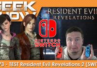 [TEST] Resident Evil : Revelations 2, un portage sur Switch réussi ?
