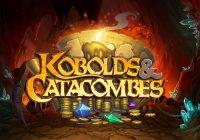 Un trailer de lancement pour l'extension Kobolds et Catacombes d'Hearthstone