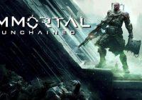 Une alpha fermée et du gameplay pour Immortal: Unchained