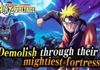 Naruto x Boruto: Ninja Voltage est désormais disponible sur iOS et Android