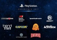 PlayStation Experience 2017 : le line up se dévoile