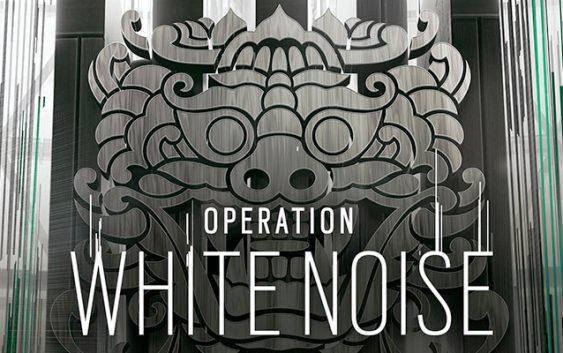 Rainbow Six Siege : un trailer de lancement pour L'Opération White Noise