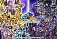 Saint Seiya Cosmo Fantasy débarque sur Smartphone iOS et Android