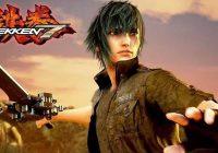 Tekken 7 : une date de sortie et trailer le prince Noctis