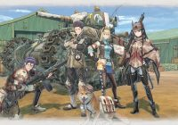 Valkyria Chronicles 4 officiellement annoncé sur PS4, Xbox One et Switch