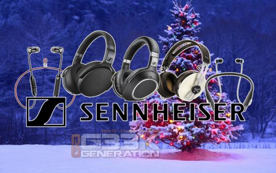 Un Noël 100% sans fil avec SENNHEISER !