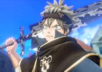 Un trailer de gameplay pour Black Clover : Quartet Knights