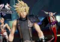 Dissidia Final Fantasy NT : une date pour la bêta ouverte