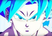 Dragon Ball FighterZ : Goku SSGSS se déchaine !