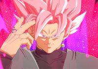 Dragon Ball FighterZ : un teaser pour le surpuissant Goku Black !