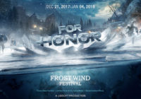 For Honor : le Frost Wind Festival débarque… Winter is coming !