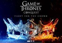 Les événements d'hiver arrivent dans Game of Thrones: Conquest