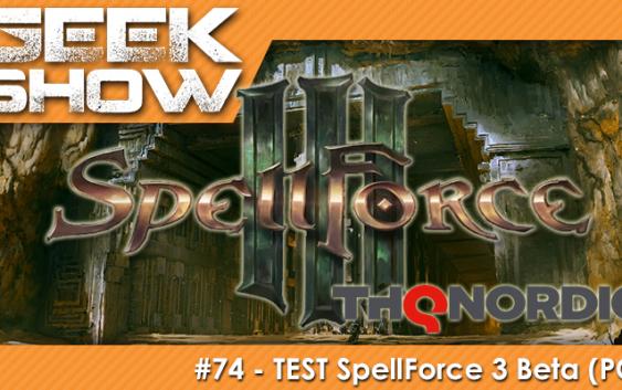 [TEST] SpellForce 3, un mélange entre RTS et RPG réussi !