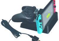 Steelplay, une gamme d'accessoires pour la Nintendo Switch !