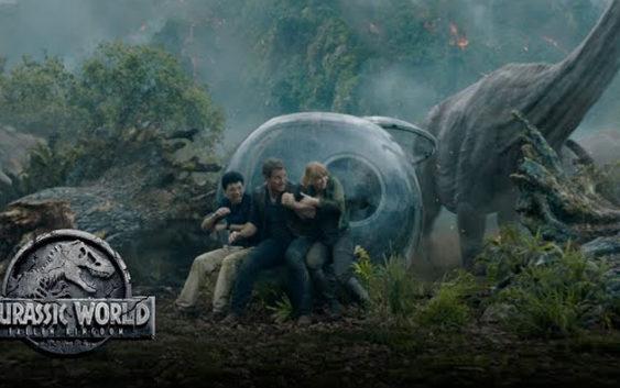 Jurassic World : Fallen Kingdom – un teaser pour annoncer le trailer