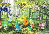 Pokémon GO : 50 nouveaux Pokémon et la météo dynamique annoncés