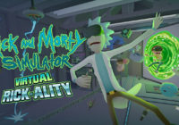 [PSX2017] Rick and Morty: Virtual Rick-ality annoncé sur PS4 et PSVR