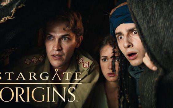 Un tout premier teaser pour la future série TV Stargate: Origins