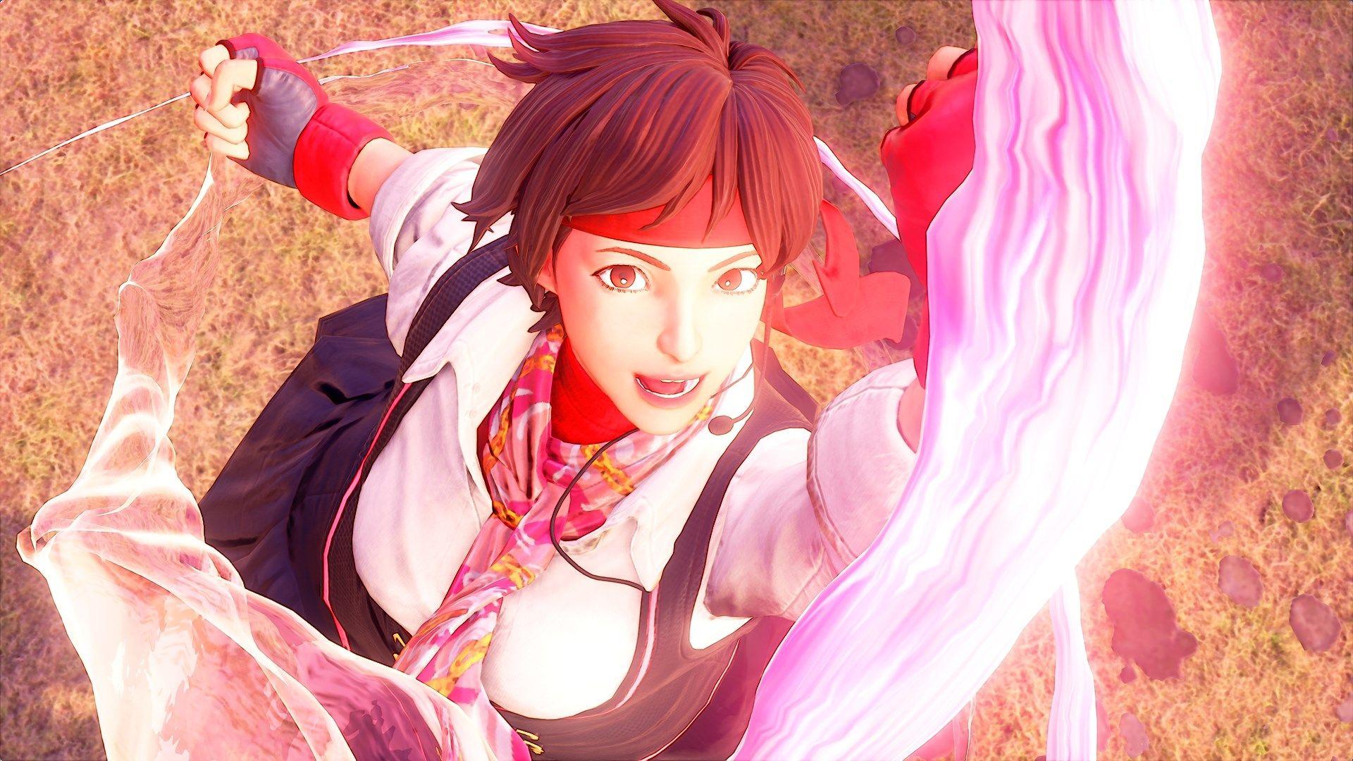Street Fighter V Sakura