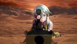 Un trailer de lancement pour Sword Art Online : Fatal Bullet