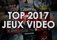 Le TOP 2017 Jeux Vidéo de la rédaction Geek Generation