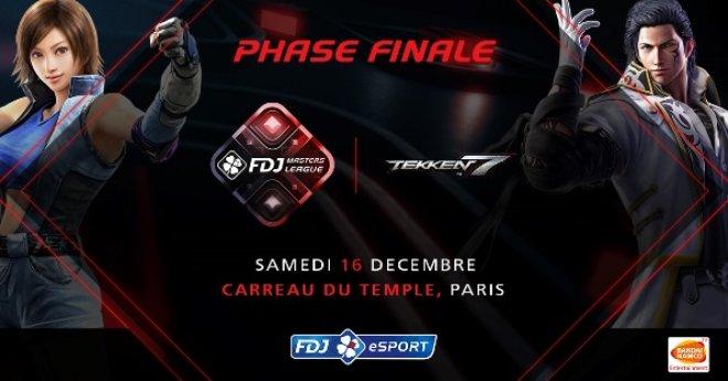 FDJ Masters League Tekken 7