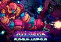 Un trailer de lancement pour ATOMIK : RunGunJumpGun sur Switch