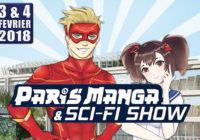 Retour sur Paris Manga & Sci-Fi Show 25ème édition