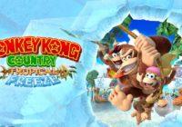 Le portage de Donkey Kong Country : Tropical Freeze annoncé sur Switch