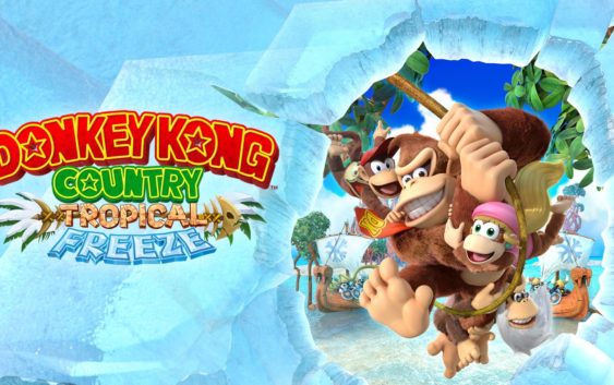Le portage de Donkey Kong Country : Tropical Freeze annoncé sur Switch