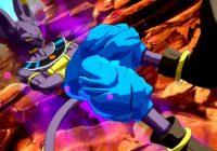 Dragon Ball FighterZ : le seigneur Beerus a droit à son propre teaser