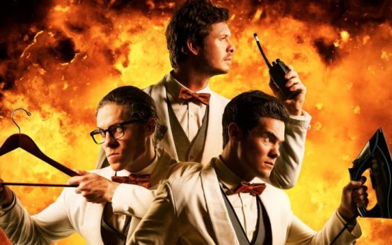 Un trailer pour Game Over, Man!, nouveau film déjanté de Netflix