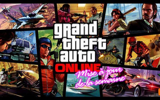 GTA Online : mise à jour de la semaine du 15 mai 2018