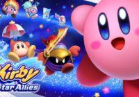Une date de sortie pour Kirby Star Allies sur Nintendo Switch