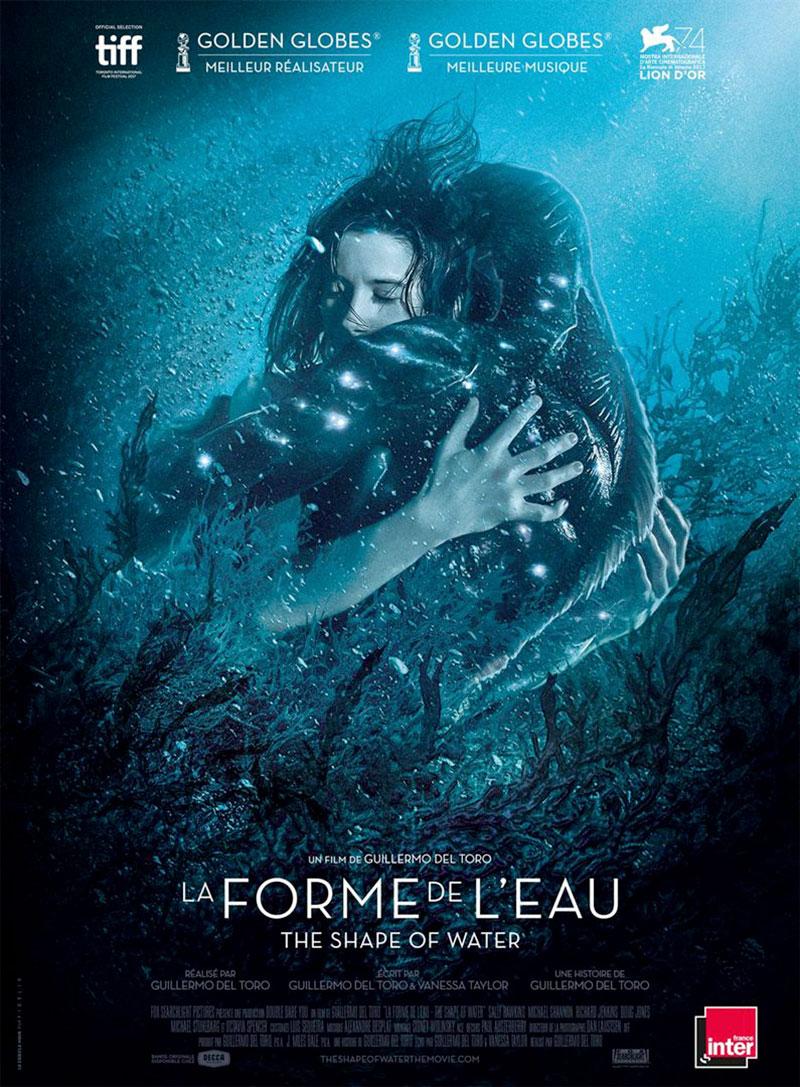LA FORME DE L'EAU - THE SHAPE OF WATER