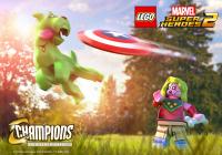 LEGO Marvel Super Heroes 2 : le Pack Champions annoncé