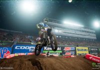 Monster Energy Supercross : Le DLC Compound est disponible