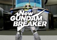 New Gundam Breaker officiellement annoncé sur PlayStation 4