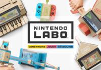 Nintendo Labo : de nouvelles fonctionnalités du mode Atelier Toy-Con annoncées