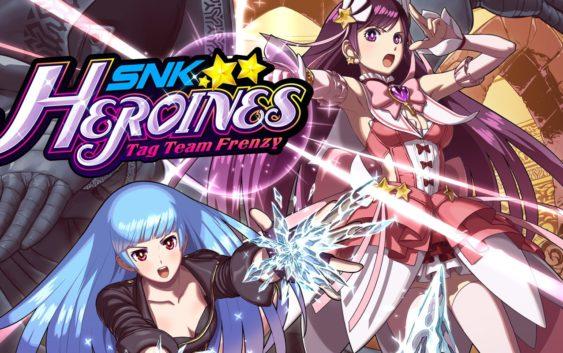 SNK HEROINES Tag Team Frenzy annoncé sur PS4 et Switch